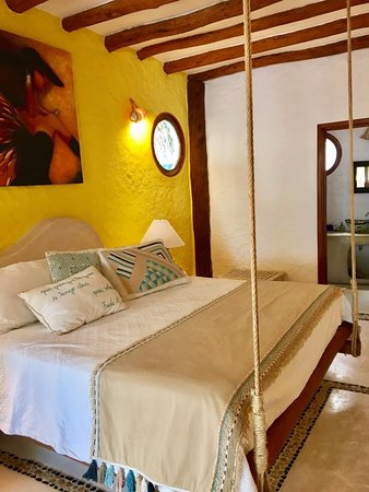Holbox Hotel Casa las Tortugas - Petit Beach Hotel & Spa: Mandarina