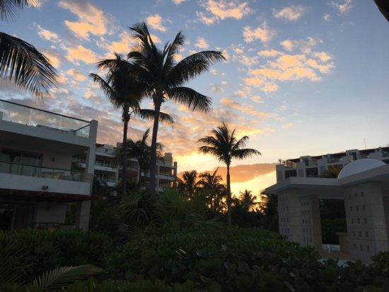 Excellence Playa Mujeres: Wonderful views..........