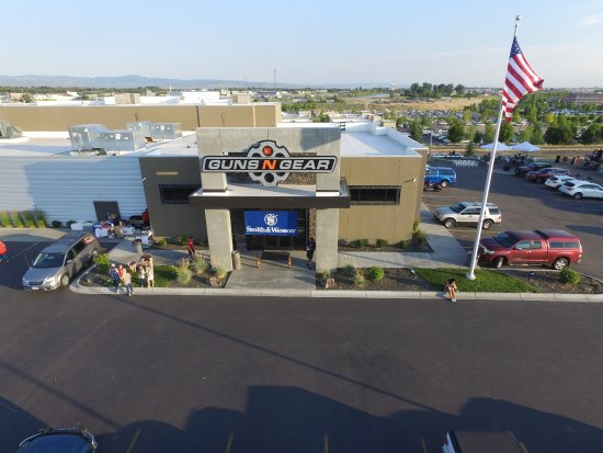 Idaho Falls, ID: Welcome to Guns N Gear