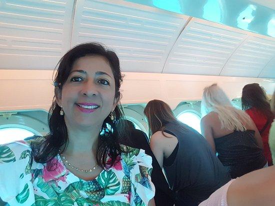 De Palm Tours: Atlantis Submarines Expedition: Disfrutando una linda experiencia en el submarino Atlantis.