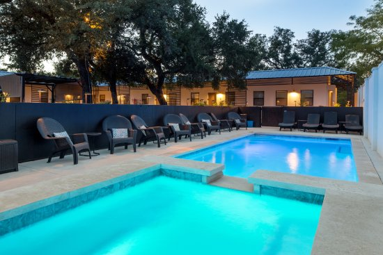 Pool - Picture of Hotel Flora and Fauna, Wimberley - Tripadvisor
