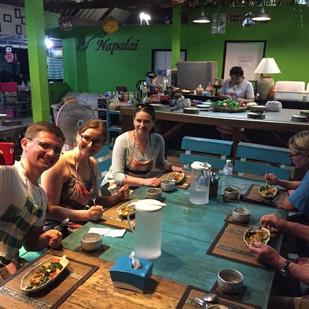 Napalai Thai Cuisine School