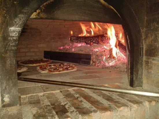 Sonseca, Spagna: horno de leña tradicional