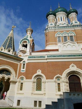 St Nicholas Cathedral: exterior of St. Nicholas