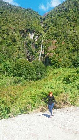 Queulat National Park, Chile: Parque nacional Queulat