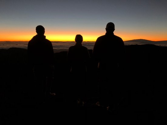 Paia, Havaí: The glowing horizon