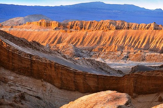 "Chile's ""Moon Valley"" Shared Small..."