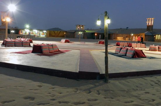 Dubai Desert Safari with Camel Ride and Barbeque Dinner