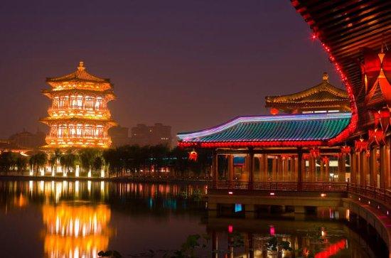Xian Evening Tour at Tang Paradise...