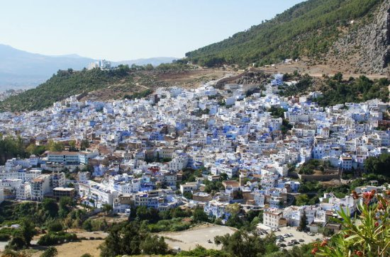 Chaouen Landausflug von Tanger
