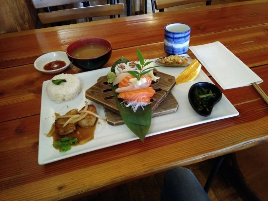 Picture of kyo ya japanese restaurant for Restaurant kyo