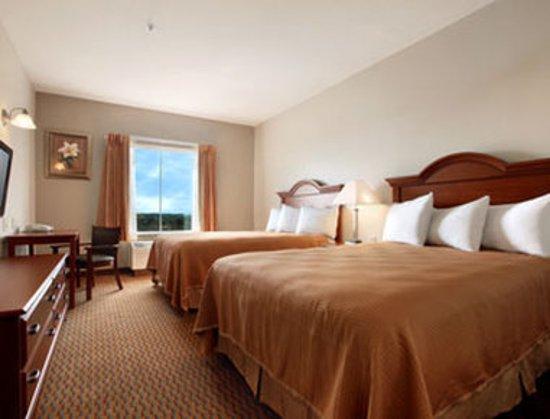 Howard Johnson Inn Augusta-Fort Gordon : Guest room