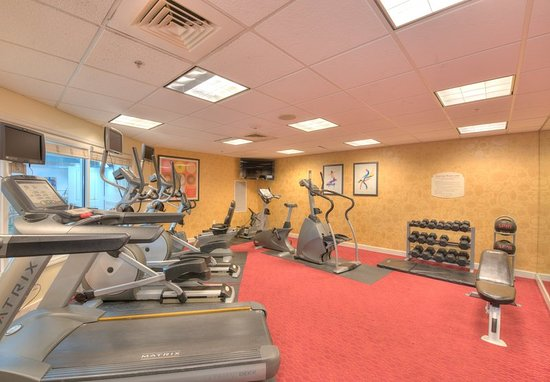 Residence Inn by Marriott Yonkers Westchester County: Health club
