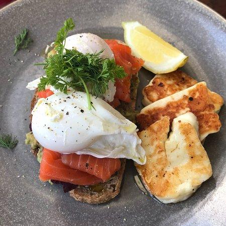 Breakfast to die for!