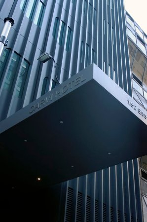 Carvi Hotel New York: Exterior