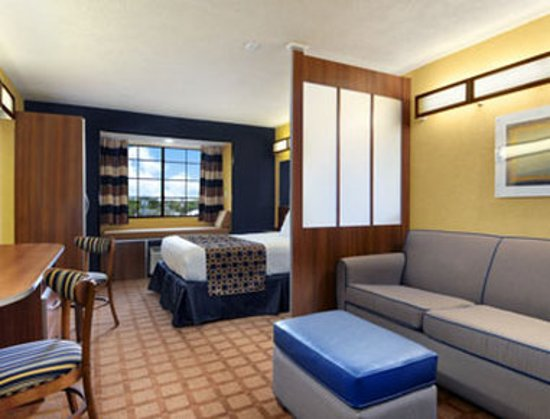 Microtel Inn & Suites by Wyndham New Braunfels: Guest room