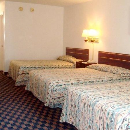 Hillsboro, OH: Guest room