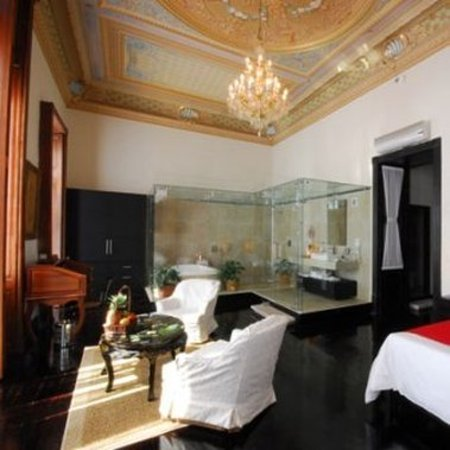 Cantera Diez Hotel Boutique: Guest room