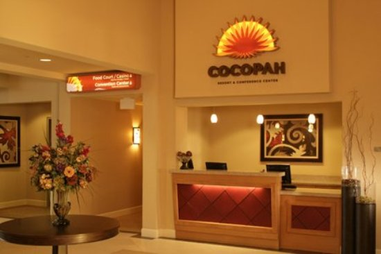 Somerton, AZ: Lobby