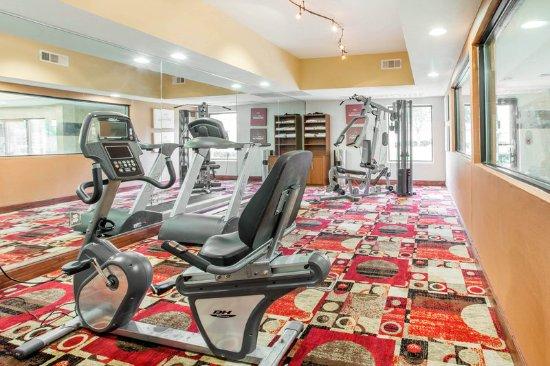 Comfort Suites Golden Isles Gateway Brunswick: Health club