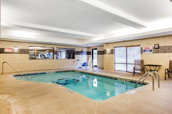 Comfort Suites Golden Isles Gateway Brunswick: Pool