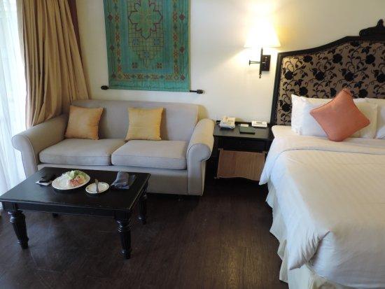 Nexus Resort & Spa Karambunai: Room 7115