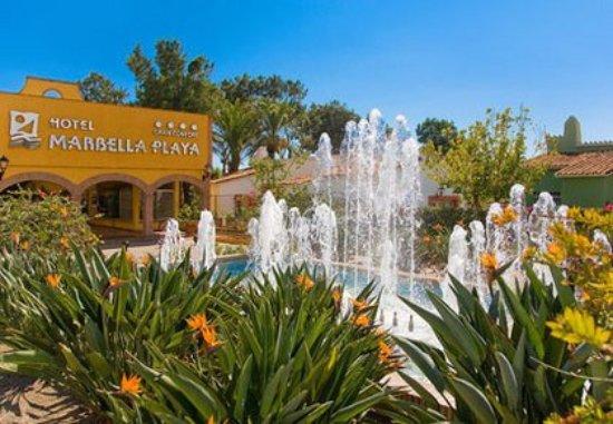 Marbella Playa Hotel: Exterior