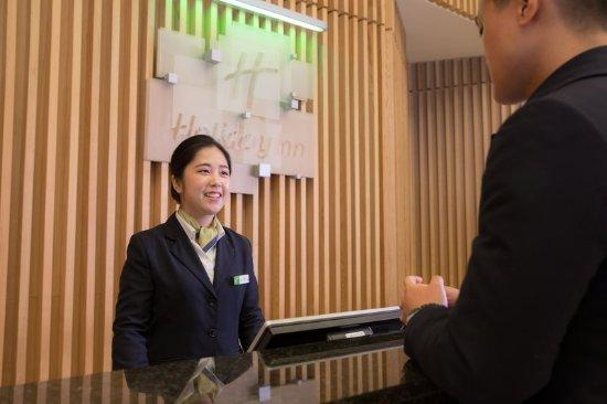 Holiday Inn Gwangju: Lobby
