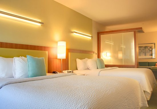 Moosic, PA: Guest room