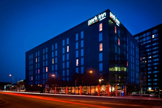 Park Inn by Radisson Manchester, City Centre: Exterior