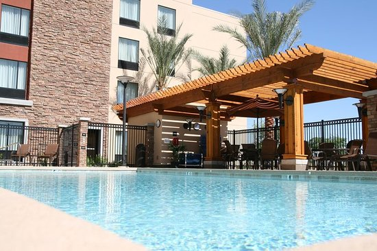 Hampton Inn & Suites Phoenix Chandler Fashion Center : Pool