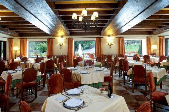 Fuente De, Spania: Restaurant