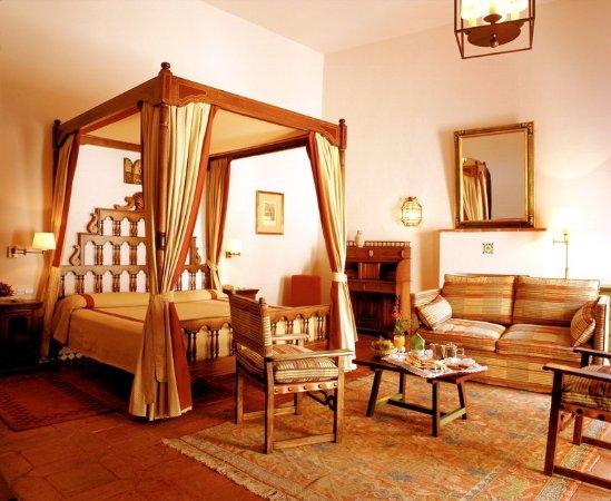 Parador de Guadalupe: Guest room