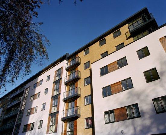 Louis group home apartment reviews birmingham england for Appart hotel birmingham