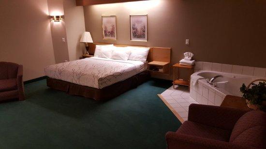 Ephraim, UT: Guest room