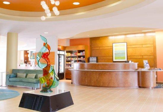 SpringHill Suites Charlotte Ballantyne Area: Lobby