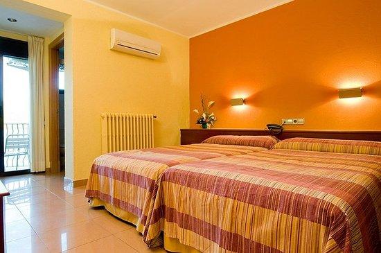 Cellers, Spanien: Guest room