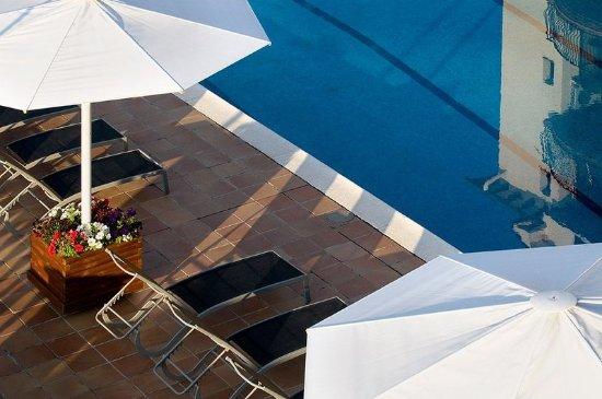 Cellers, Spanien: Pool