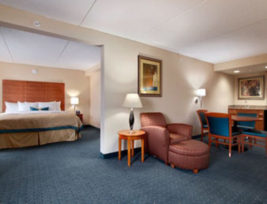 Wingate by Wyndham Richmond Short Pump: Guest room