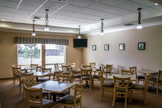 Sleep Inn & Suites Redmond: Restaurant