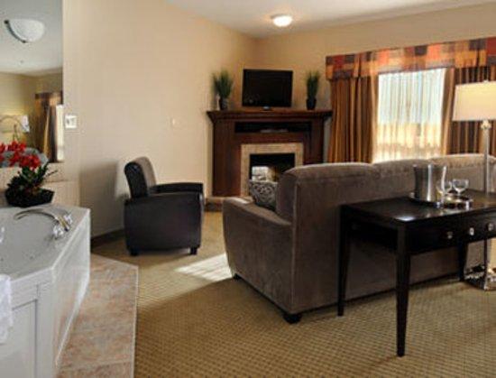 Weyburn, Canadá: Guest room