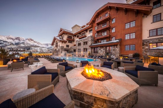 Hotels Mountain Village Telluride With Room Service