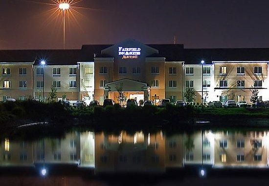 Fairfield Inn & Suites Tampa Fairgrounds/Casino : Exterior