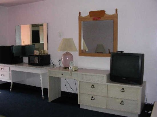 Homestead Motel: Guest room