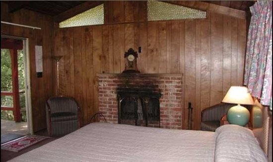 Ben Lomond, CA: Guest room