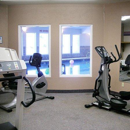 Edgewater Inn: Health club