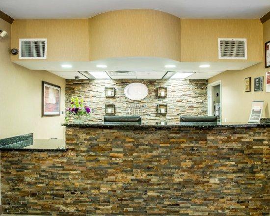 Comfort Suites Denver Tech Center: Lobby