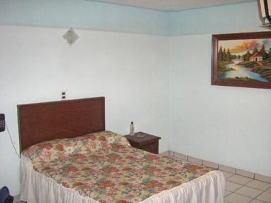 Guamuchil, México: Guest room