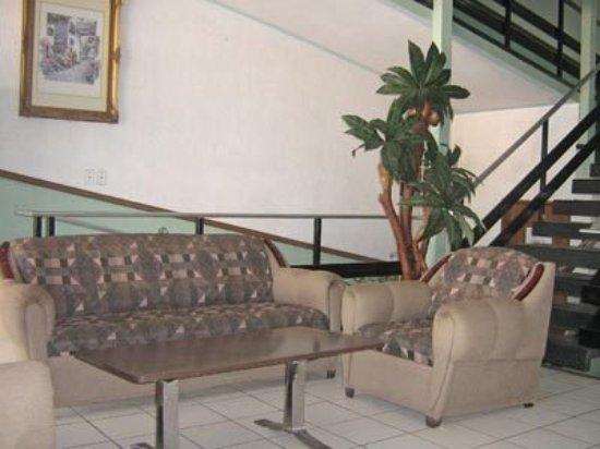 Guamuchil, México: Lobby