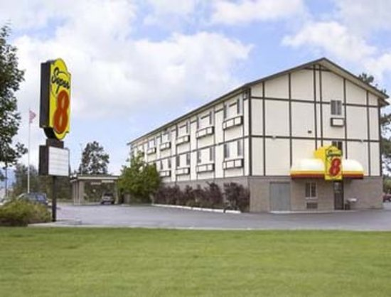 Super 8 by Wyndham Missoula/Reserve St